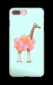 Girafe de baudruche Coque  IPhone 8 Plus
