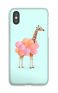 Balloon Giraffe case IPhone X