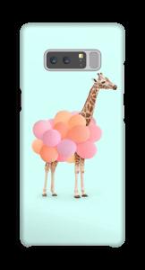 Balloon Giraffe case Galaxy Note8