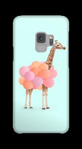Ilmapallokirahvi kuoret Galaxy S9