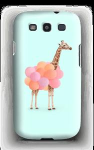 Ilmapallokirahvi kuoret Galaxy S3