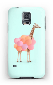 Ilmapallokirahvi kuoret Galaxy S5