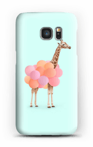 Ilmapallokirahvi kuoret Galaxy S7