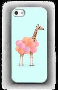 Giraff i ballonger skal IPhone SE
