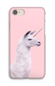 Unicorn Llama case IPhone 8