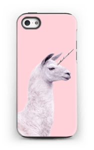Unicornlama cover IPhone 5/5s tough