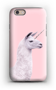 Unicornlama cover IPhone 6 tough