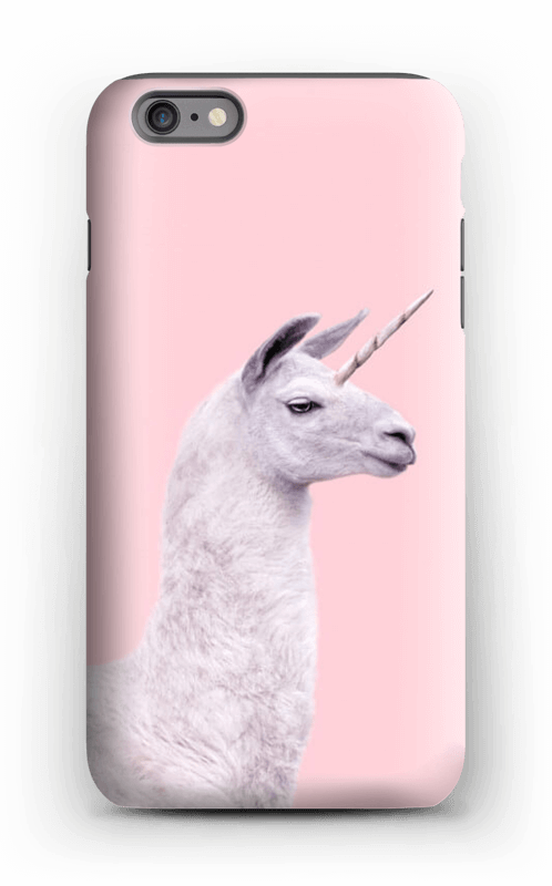 buy popular d17cc 0396d Unicorn Llama - iPhone 6 Plus tough case