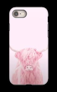 Härkä kuoret IPhone 8 tough