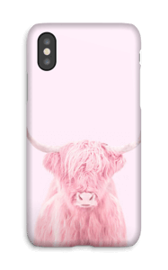 Pink Bull case IPhone X