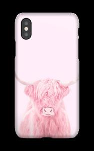Härkä kuoret IPhone X