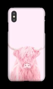 Härkä kuoret IPhone XS Max
