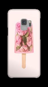 Ruusuinen mehujää kuoret Galaxy S9