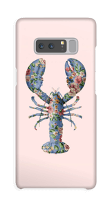 Homard fleuri Coque  Galaxy Note8