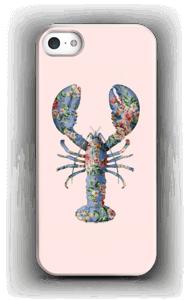 Floral Lobster case IPhone SE