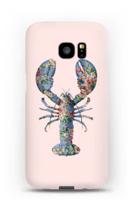 Floral Lobster case Galaxy S7 Edge
