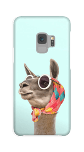 Pokat ja laama kuoret Galaxy S9