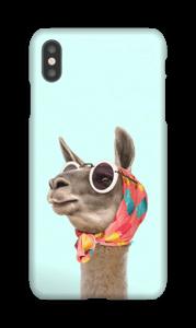 Pokat ja laama kuoret IPhone XS Max