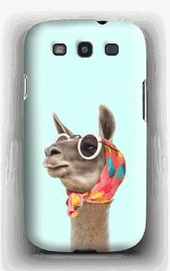 Pokat ja laama kuoret Galaxy S3