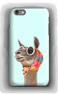 Modemedvetet lama skal IPhone 6 Plus tough