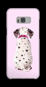 Söpis dalmatialainen kuoret Galaxy S8 Plus