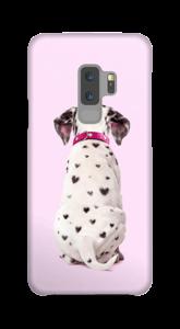 Dalmatin i hjärtan skal Galaxy S9 Plus
