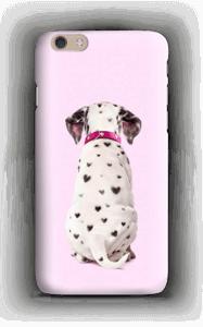 Söpis dalmatialainen kuoret IPhone 6 Plus