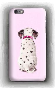 Dalmatiner i hjerter cover IPhone 6s Plus
