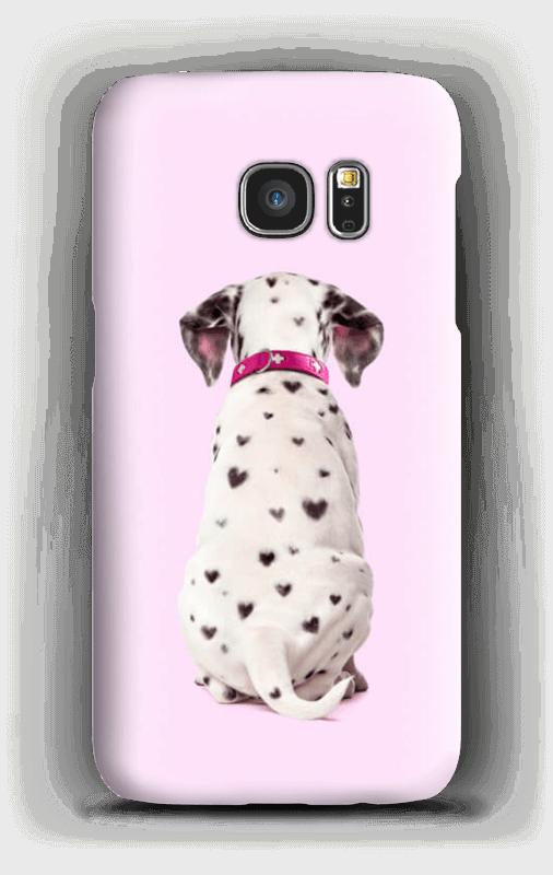 Dalmatiner Handyhülle Galaxy S7