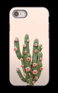 Fleurs de cactus Coque  IPhone 8 tough