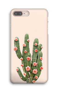 Fleurs de cactus Coque  IPhone 8 Plus