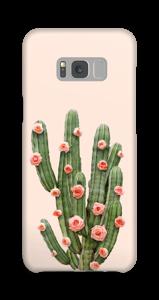 Fleurs de cactus Coque  Galaxy S8 Plus