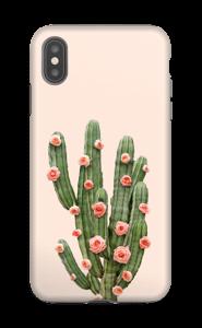 Fleurs de cactus Coque  IPhone XS Max tough