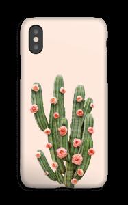 Fleurs de cactus Coque  IPhone XS