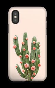 Fleurs de cactus Coque  IPhone XS tough