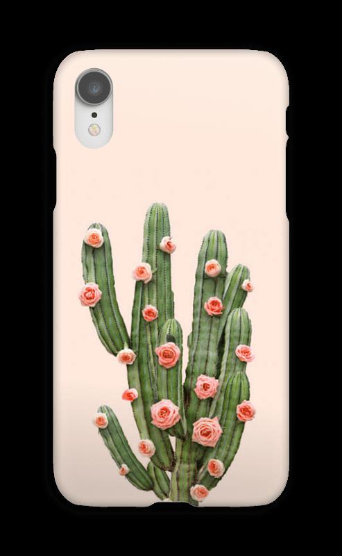 Cactus Rose - iPhone XR case
