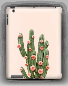 Fleurs de cactus Coque  IPad 4/3/2