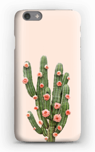 Cactus i blomster cover IPhone 6s