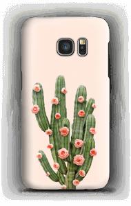 Cactus Rose case Galaxy S7