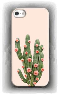 Cactus Rose case IPhone SE