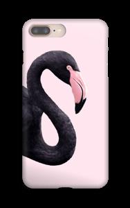 Flamant noir Coque  IPhone 8 Plus