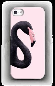 Sort flamingo cover IPhone 5/5S