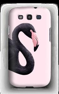 Musta flamingo kuoret Galaxy S3