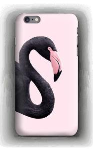 Sort flamingo cover IPhone 6s Plus