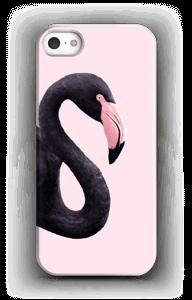 Black Flamingo  case IPhone SE
