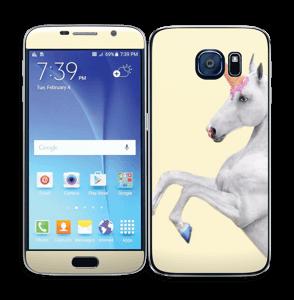 Je suis une Licoooorne ! Skin Galaxy S6