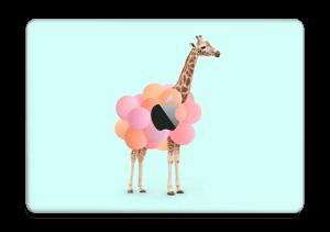 """Balon Giraffe Skin MacBook Pro 13"""" 2016-"""