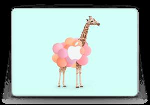 "Girafe gonflable Skin MacBook Pro Retina 13"" 2015"