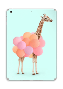 Girafe gonflable Skin IPad Air