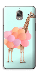 Balon Giraffe Skin OnePlus 3